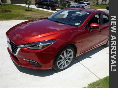 2017 Mazda Mazda3 Grand Touring Premium Equipment Package